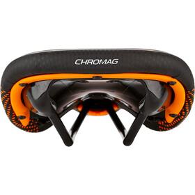 Chromag Trailmaster DT Zadel, black/orange